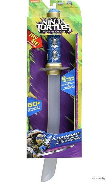 Электронный боевой меч (со световыми и звуковыми эффектами)