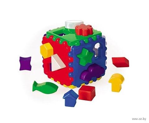 """Сортер """"Логический куб"""""""