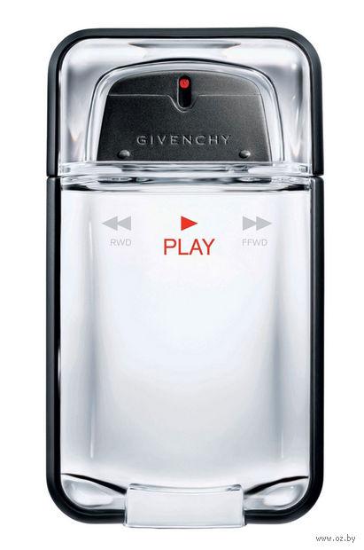 """Туалетная вода для мужчин Givenchy """"Play"""" (100 мл) — фото, картинка"""