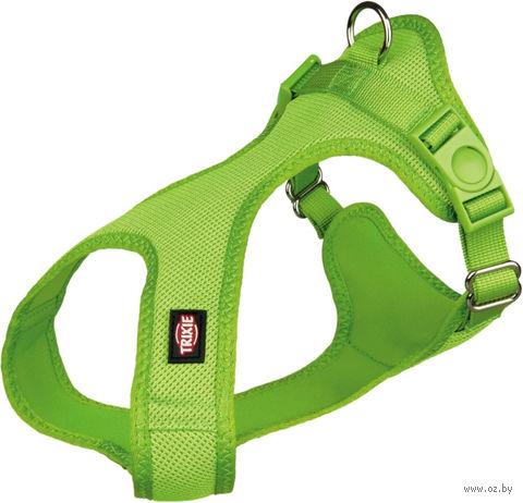 """Шлея """"Soft. Harness"""" (25-35 см; зеленая) — фото, картинка"""
