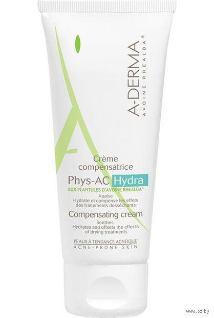 """Крем для лица """"Phys-AC Hydra. Восстанавливающий"""" (40 мл) — фото, картинка"""