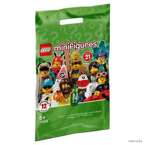 """LEGO Minifigures """"Серия 21"""" — фото, картинка"""