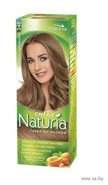 Краска для волос (тон: 240, сладкое капучино)
