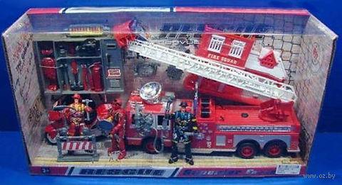 """Игровой набор """"Пожарная служба"""" (арт. 911-85E) — фото, картинка"""