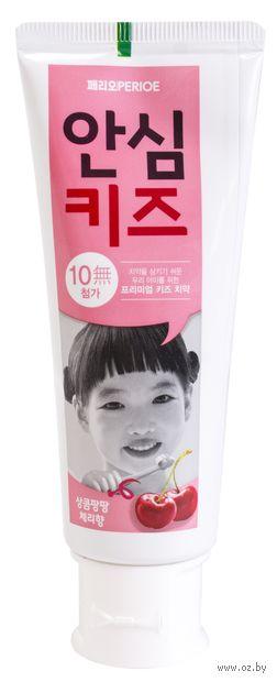"""Зубная паста детская """"Safe Kids Cherry"""" (80 г) — фото, картинка"""