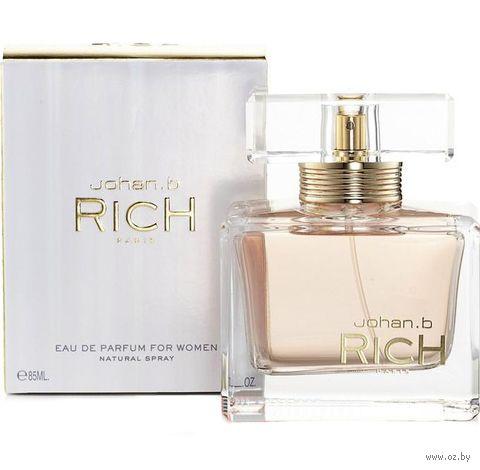 "Парфюмерная вода для женщин ""Rich"" (85 мл) — фото, картинка"