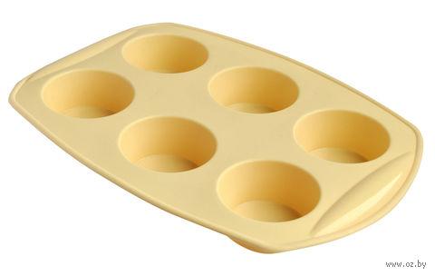 Форма для выпекания силиконовая (29,7x20,7x3,5 см)