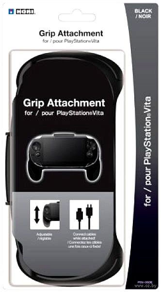 Съемные рукоятки для PS Vita Hori