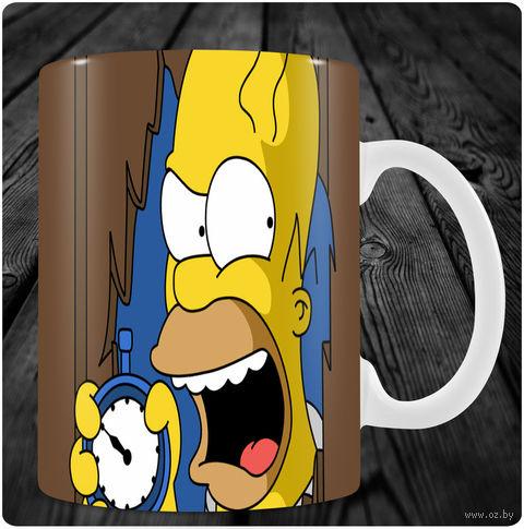 """Кружка """"Симпсоны"""" (арт. 12) — фото, картинка"""