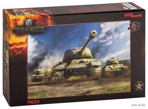 "Пазл ""World of Tanks"" (560 элементов)"