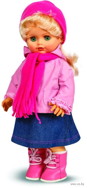"""Музыкальная кукла """"Инна"""" (43 см; арт. В1278/о)"""
