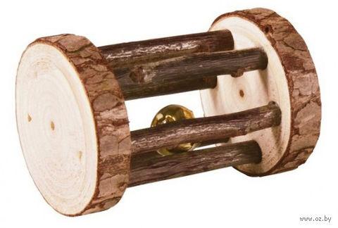 Игрушка для грызунов с колокольчиком (5х7 см)