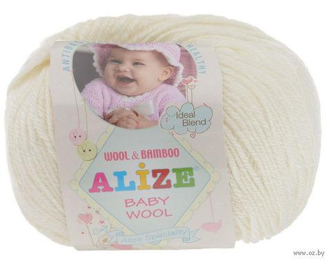 """Пряжа """"ALIZE. Baby Wool №62"""" (50 г; 165 м) — фото, картинка"""
