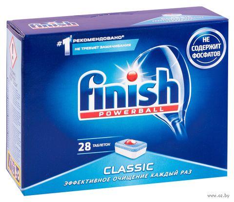 """Таблетки для посудомоечных машин """"Classic"""" (28 шт.) — фото, картинка"""