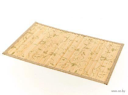 Подставка сервировочная бамбуковая окрашенная (30*45 см, арт. 4900023)