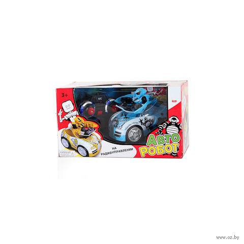 """Игрушка на радиоуправлении """"Авто Робот"""" (арт. ZYC-0858-5B)"""