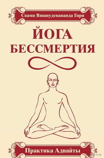 Йога бессмертия. Практика адвайты — фото, картинка