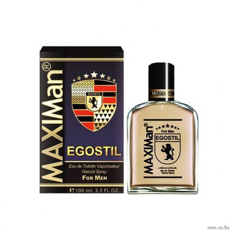 "Туалетная вода для мужчин ""Egostil"" (100 мл) — фото, картинка"