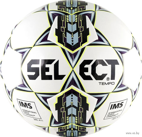 Мяч футбольный Select Tempo IMS №5 — фото, картинка