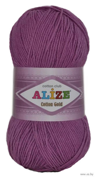 "Пряжа ""ALIZE. Cotton Gold №99"" (100 г; 330 м) — фото, картинка"