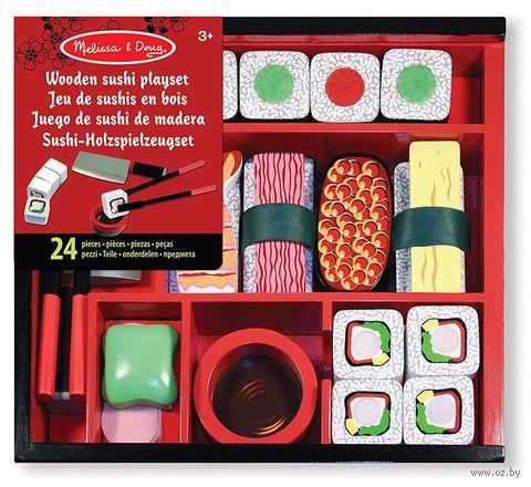 """Игровой набор """"Делаем суши"""" — фото, картинка"""