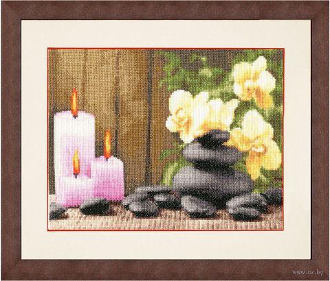 "Вышивка крестом ""Энергия огня"" (207х279 мм) — фото, картинка"