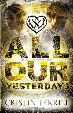 All Our Yesterdays. Кристин Террилл