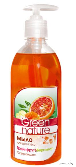 "Жидкое мыло ""Грейпфрут и Бергамот"" (500 мл)"