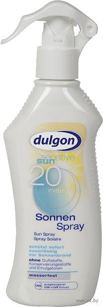 Лосьон-спрей солнцезащитный для тела SPF 20 (200 мл)
