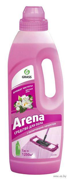 """Средство для мытья полов """"Arena. Цветущий лотос"""" (1 л) — фото, картинка"""