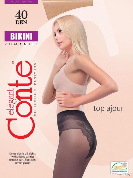 """Колготки женские классические """"Conte. Bikini 40"""""""