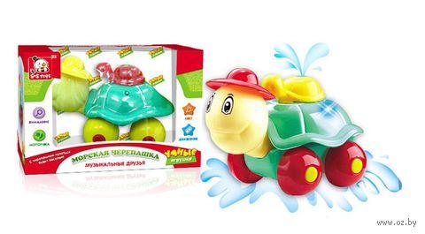 """Развивающая игрушка """"Мама-черепашка"""" (со световыми эффектами)"""