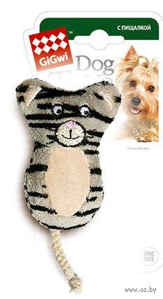 """Игрушка для собак """"Кот"""" (10 см) — фото, картинка"""