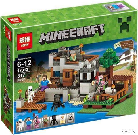"""Конструктор Minecraft """"Береговая цитадель"""" — фото, картинка"""