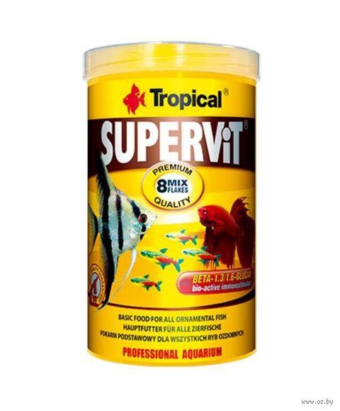 "Корм для рыб ""Supervit"" (100 г) — фото, картинка"