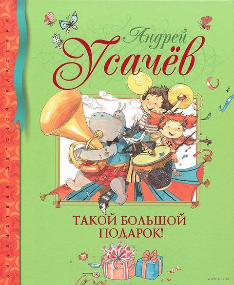 Такой большой подарок!. Андрей Усачев