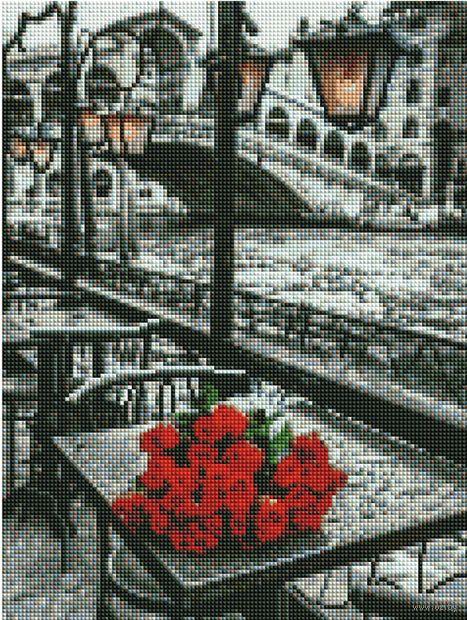 "Набор для творчества ""Алмазная мозаика"" ""OZD112021-028"" (300х400 мм) — фото, картинка"