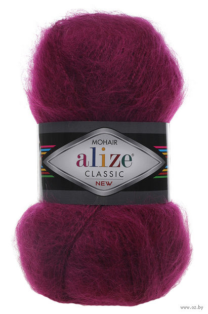 ALIZE. Mohair Classic №48 (100 г; 200 м) — фото, картинка
