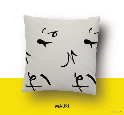"Наволочка хлопковая ""Mauri"" (70x70 см) — фото, картинка"