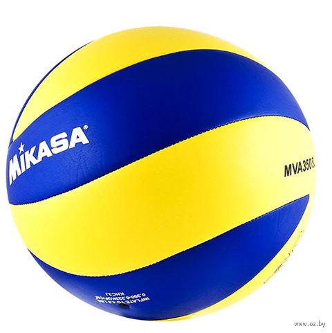 Мяч волейбольный Mikasa MVA 350 SL — фото, картинка