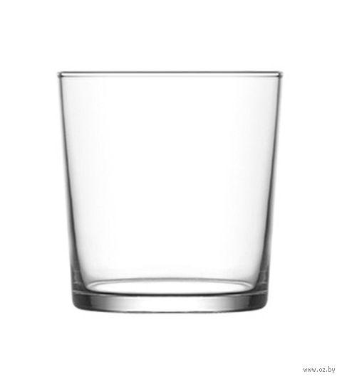 "Стакан стеклянный ""Bodega"" (3 шт.; 345 мл) — фото, картинка"