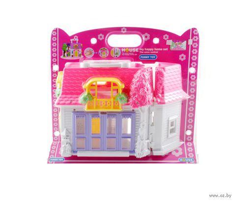 Дом для кукол (арт. Д26100)