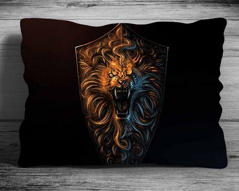 """Подушка """"Dark Souls"""" (арт. 3; 28х38 см) — фото, картинка"""