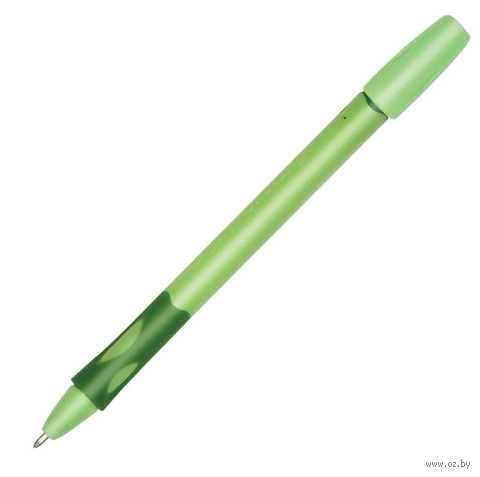 """Ручка шариковая для правшей """"LeftRight"""" (цвет корпуса: зеленый; цвет стержня: синий)"""