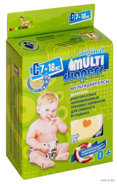 "Подгузники-трусики ""Multi Diapers Original"" (7-18 кг) — фото, картинка"