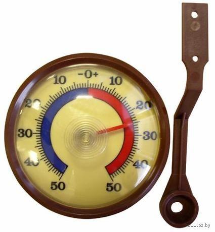 Термометр наружный в пластмассовом корпусе (арт. 410002) — фото, картинка