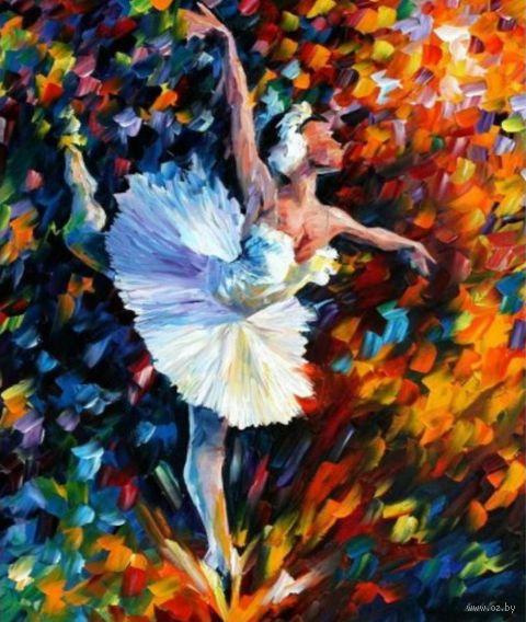 """Картина по номерам """"Танец души"""" (500х400 мм)"""