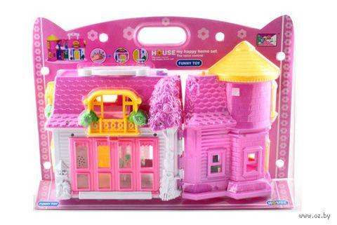 Дом для кукол (арт. Д26101) — фото, картинка