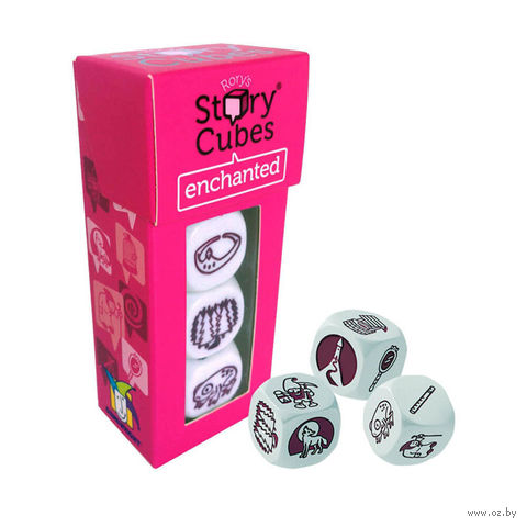 Кубики историй. Сказки (дополнение)