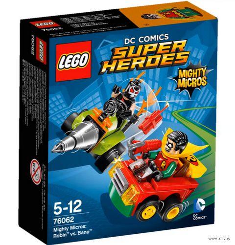 """LEGO Super Heroes """"Робин против Бэйна"""""""